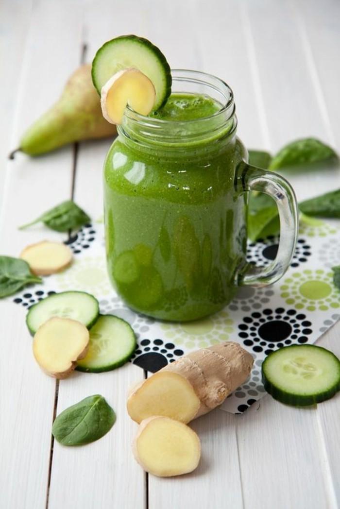 recette-smoothie-vert-avec-gingembre-recette-hiver