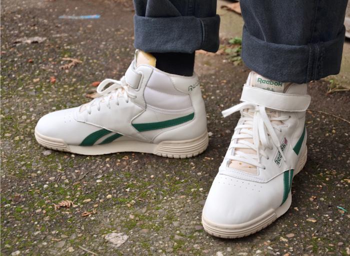reebok-femme-montante-exo-fit-hi-montantes-cuir-blanc-vert-classic