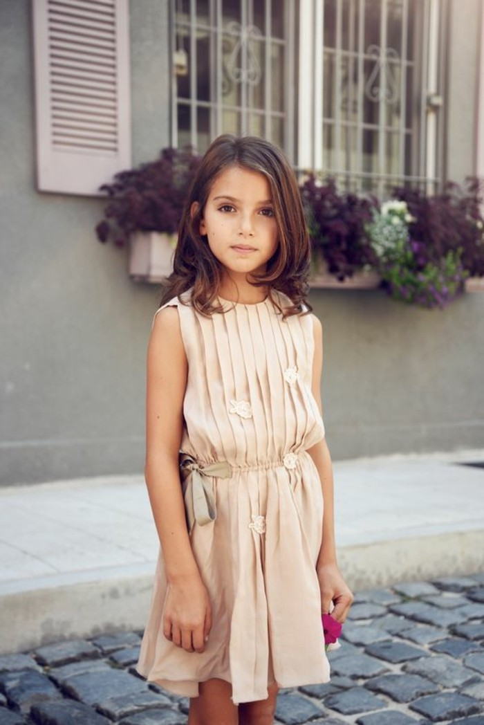 robes-filles-robe-en-rose-cendre-super-mignonne-et-elegante