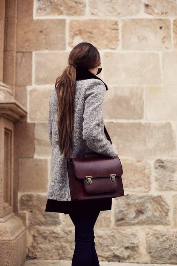 sac-cartable-en-cuir-manteau-femme-gris-chine