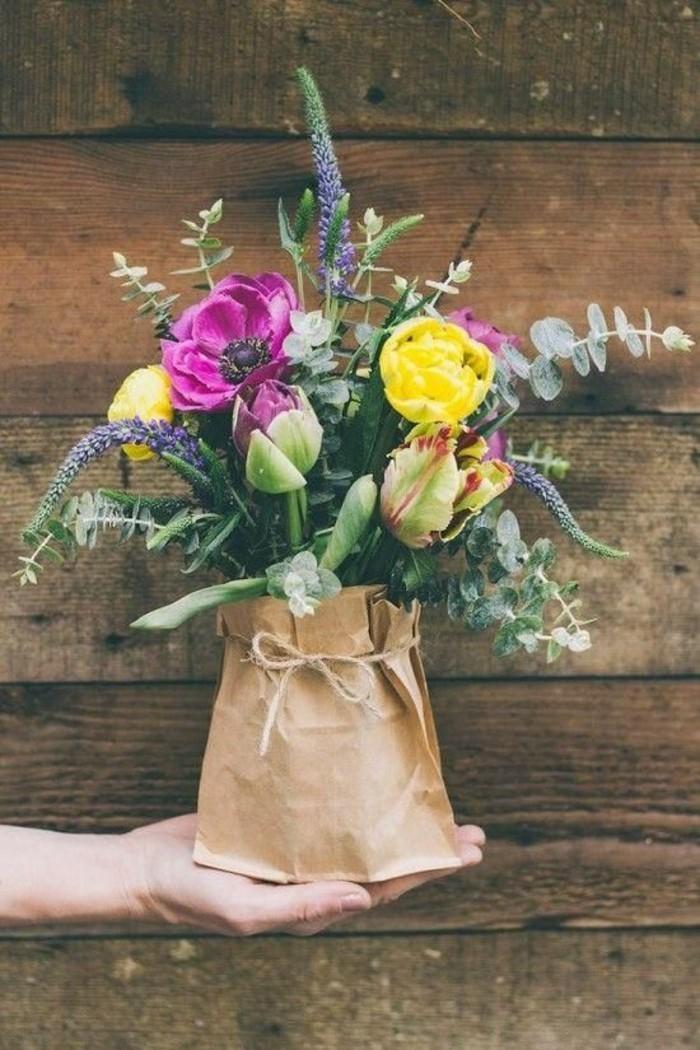 sac-kraft-pas-cher-pour-offrir-bouquet-fleurs