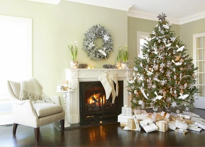 75 photos de sapin de no l d cor pour allumer votre for Home alone theme decorations