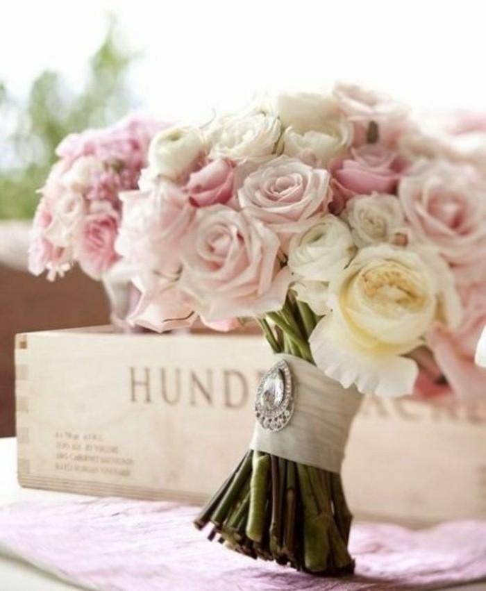 shabby-chic-mariage-bouquet-de-roses-accessoire
