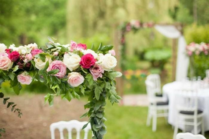shabby-chic-mariage-jardin-nature-guirlande-arc-meubles-blancs