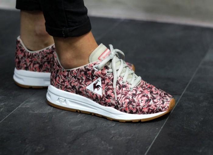 sneakers-femme-baskets-fille-lecoq-sportif-graphique