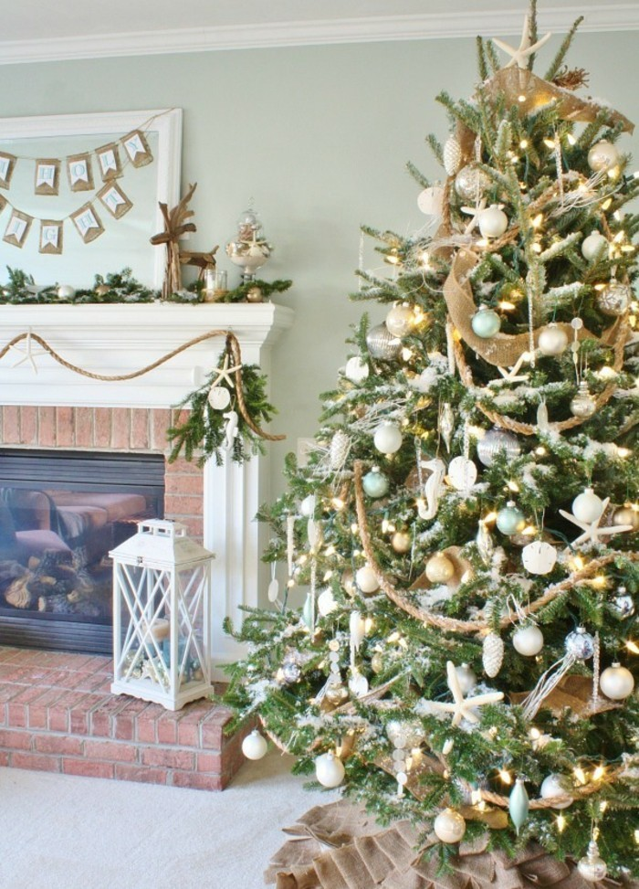 splendide-decoration-noel-sapin-elegant-superbe-idee