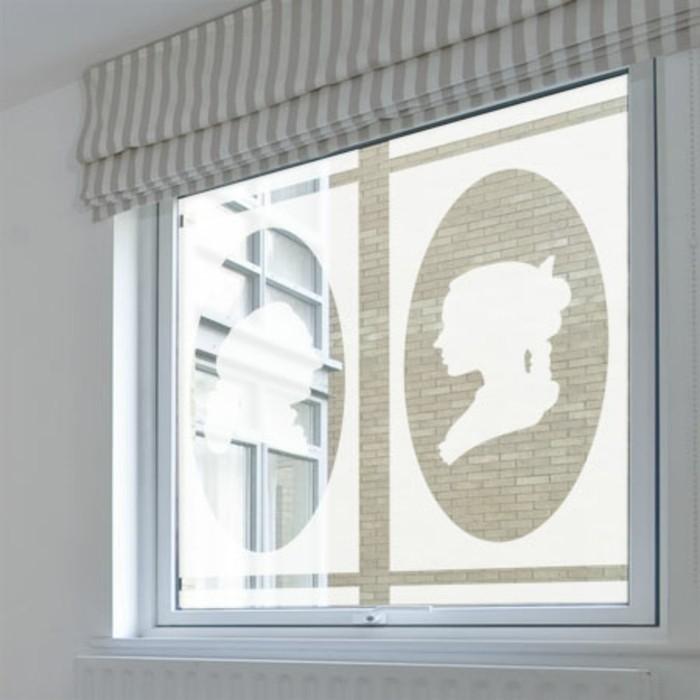Stickers pour vitres pour d corer et pour pr server votre for Stickers pour fenetre