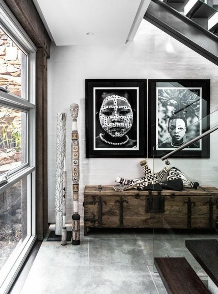 stickers-afrique-photos-des-femmes-tribu-ornements-ethniques