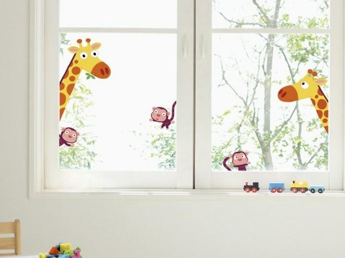 stickers-pour-vitres-casanaute-com-singes-et-giraffes