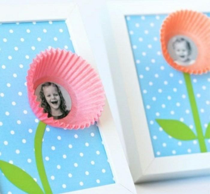 superbe-idee-comment-fabriquer-un-cadre-photo-enfant-avec-des-moules-a-muffins