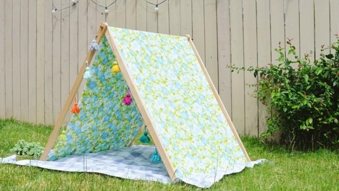 Comment fabriquer un tipi - 60 idées pour une tente indienne ...