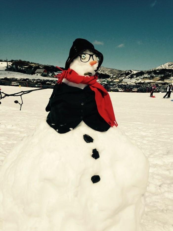 Faire un bonhomme de neige inspirez vous pour cr er le meilleur - Comment faire un bonhomme de neige en papier ...