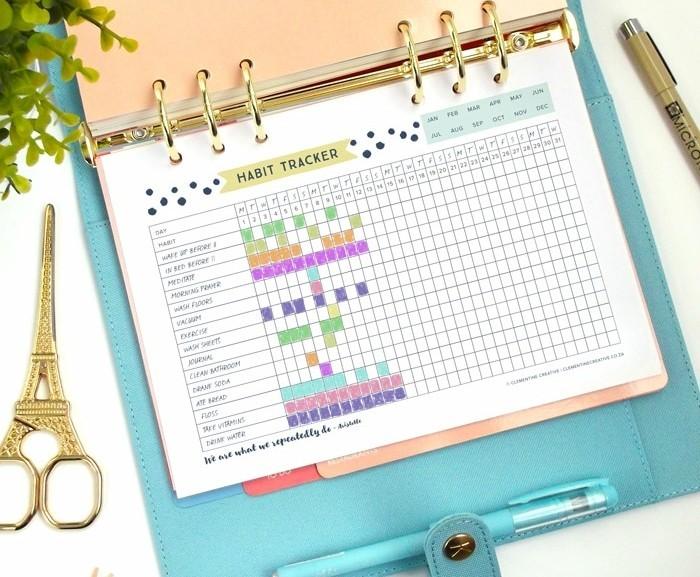 une-belle-maniere-d-eradiquer-les-mauvaises-habitudes-en-mesurant-leur-frequence-une-feuille-a-imprimer-special