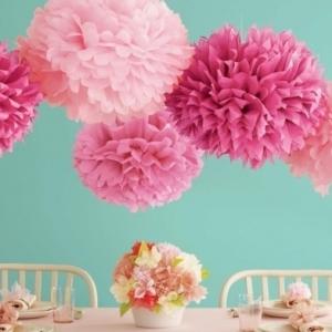 Fabriquer une fleur en papier de soie - 67 idées DIY remarquables