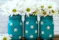 Que faire avec des pots en verre – 79 projets colorés à faire soi-même