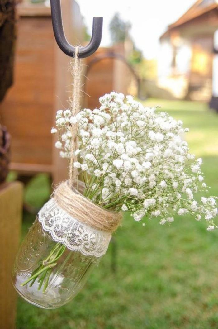 1001 id es innovantes pour que faire avec des pots en verre - Idees deco ete pour un decor frais et joyeux ...