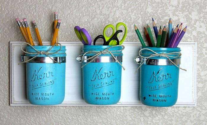 1que-faire-avec-des-pots-de-yaourt-en-verre-organiser-son-bureau-ciseaux-crayons