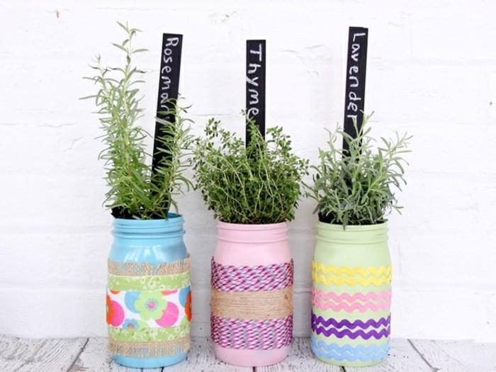 1que-faire-avec-des-pots-de-yaourt-en-verre-plantes-vase-signes-avec-les-noms