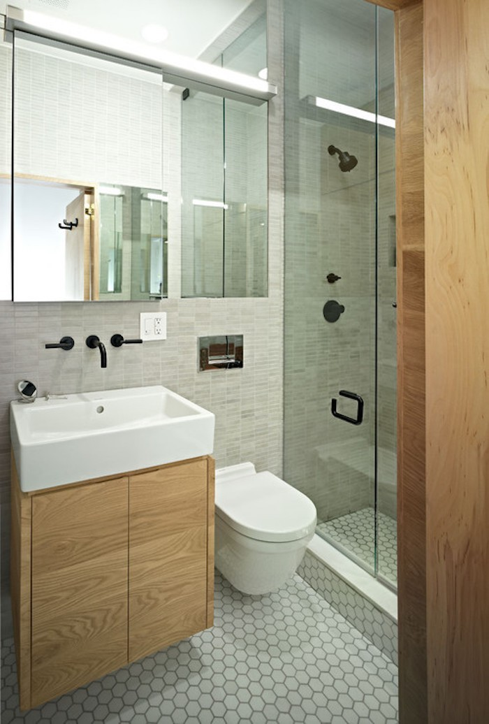 Awesome Amenagement Petite Salle De Bain 2M2 Pictures - Design
