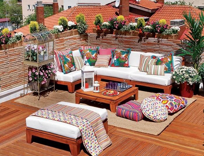amenager-son-balcon-salle-de-sejour-exterieure-style-boho-chic