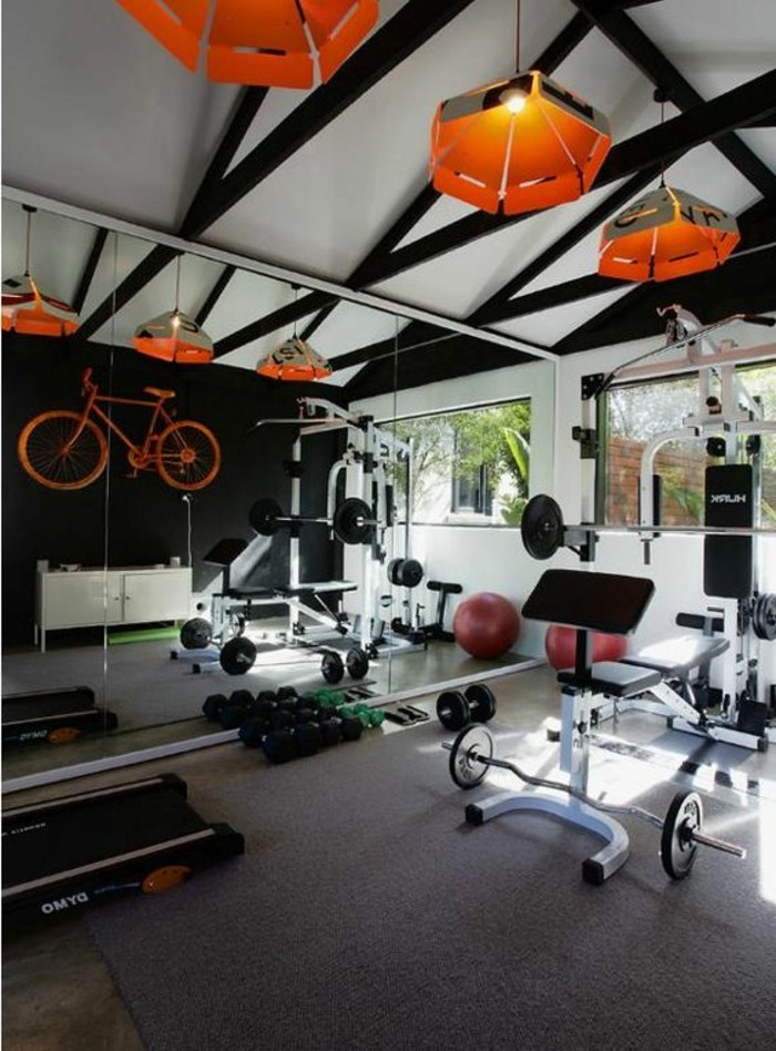 Am nager un garage en chambre mission possible for Sport de chambre definition