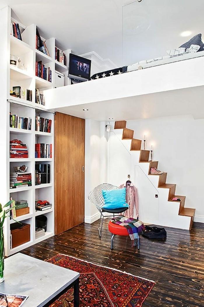 aménager-une-petite-chambre-a-deux-niveaux