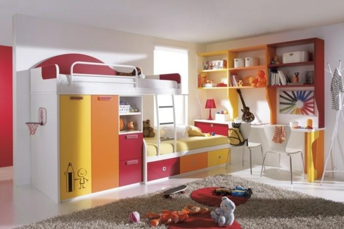 aménager-une-petite-chambre-avec-des-espaces-de-rangement