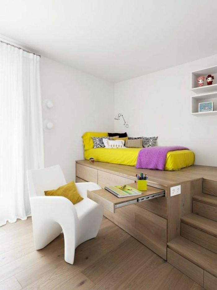 aménager-une-petite-chambre-avec-des-meubles-gain-de-place