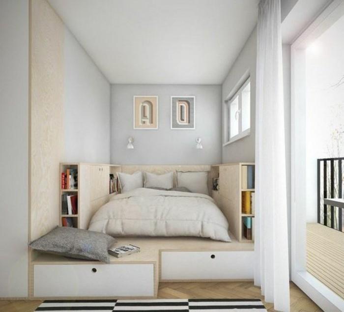 aménager-une-petite-chambre-dans-un-espace-restreint