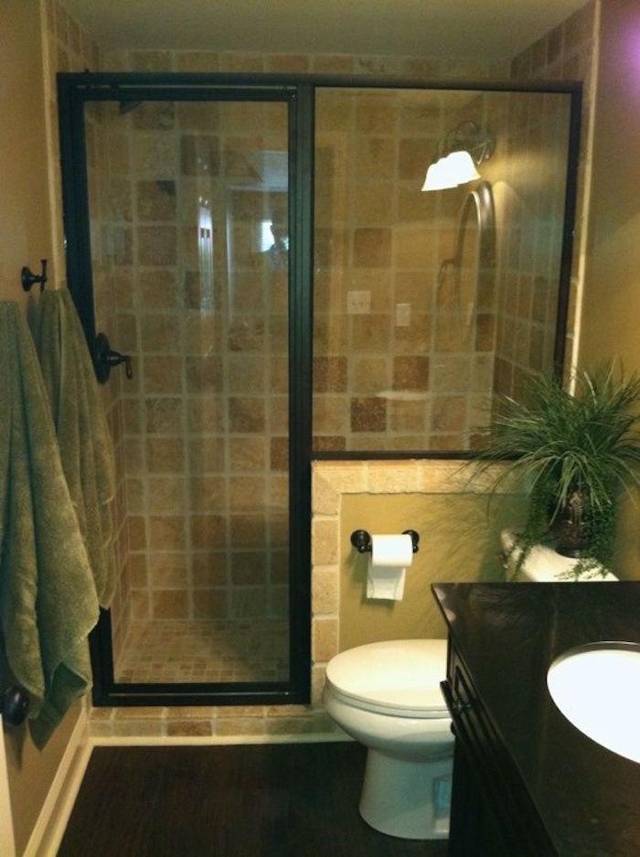 aménagement petite salle de bain idee sdb décoration comment amenager
