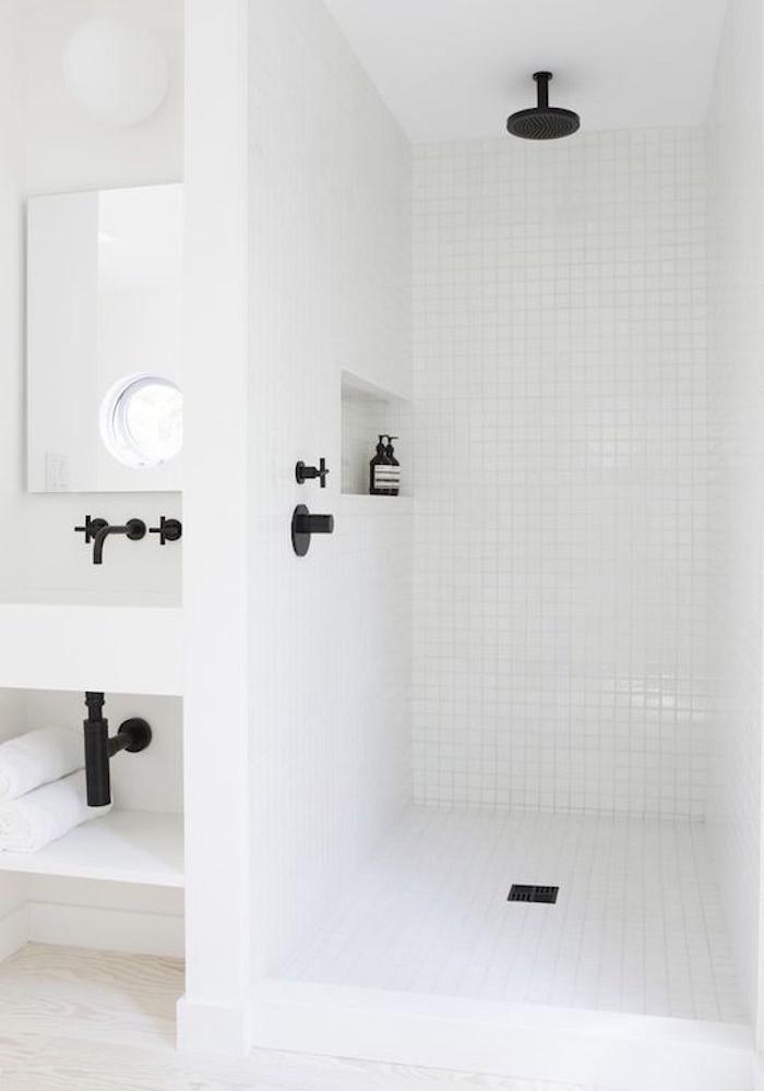aménagement salle de bain petit espace