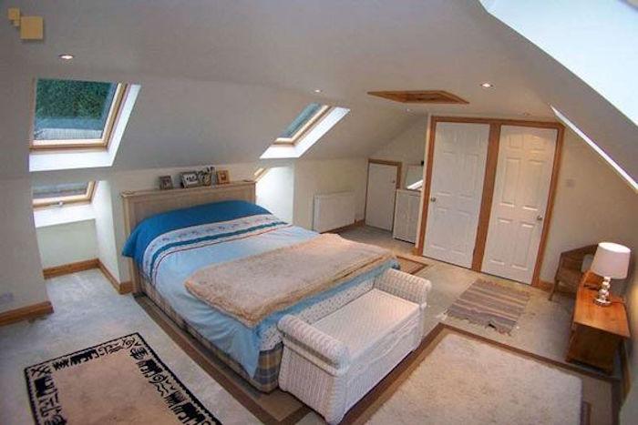 amenagement combles aménageables chambre comble chambre sous toit