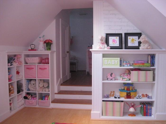 amenagement de combles aménanger comble aménagé grenier chambre enfant