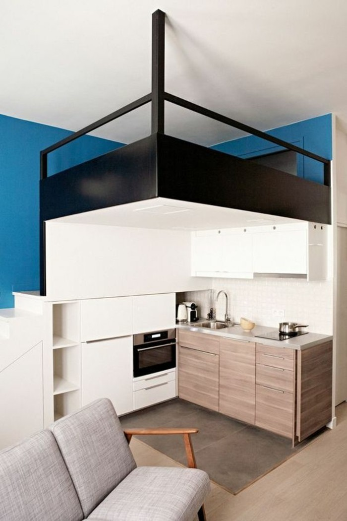Idee amenagement petite chambre maison design for Amenagement chambre
