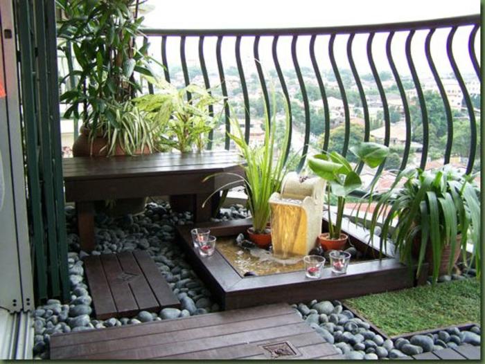 amenager-balcon-style-japonsais-pour-amenager-les-espaces-exterieures