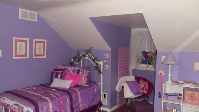 1001 id es am nagement de combles de la lumi re tous les tages. Black Bedroom Furniture Sets. Home Design Ideas