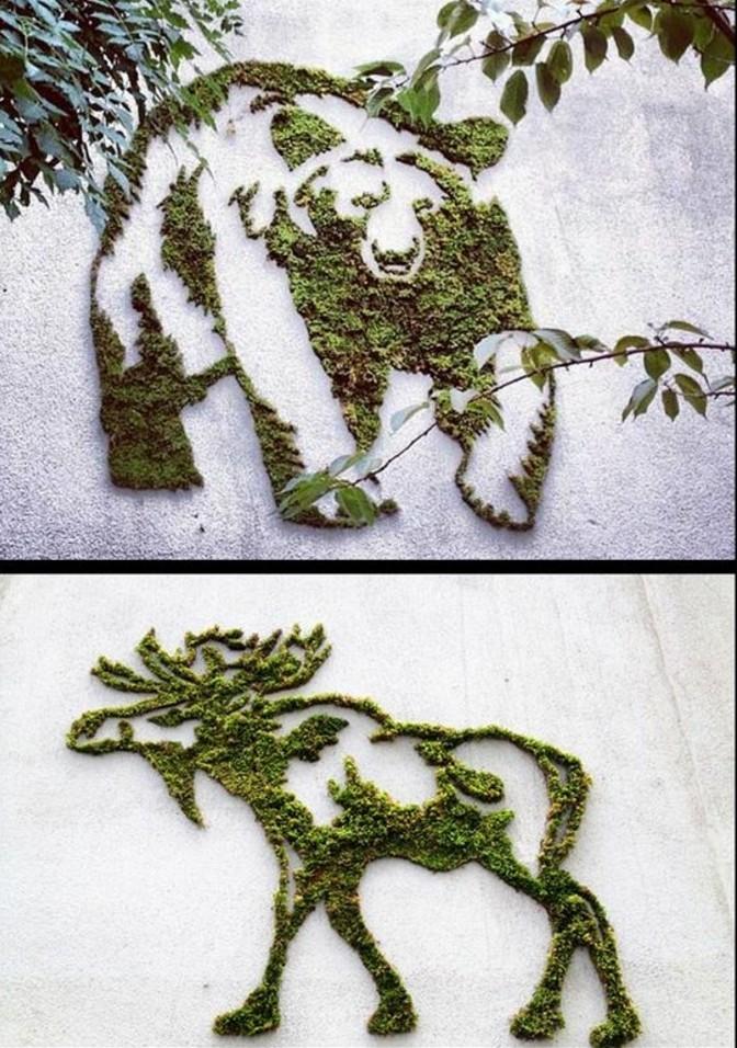 animaux-en-mousse-vegetale-artistes-urbains-eco-responsables