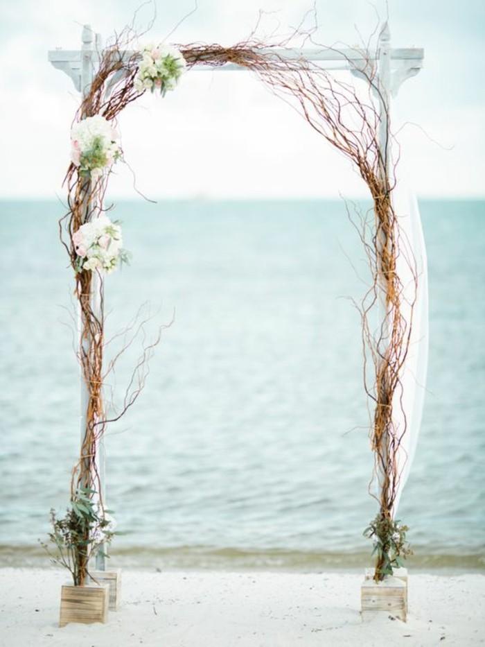 arche-mariage-en-face-de-mer-mariage-romantiue