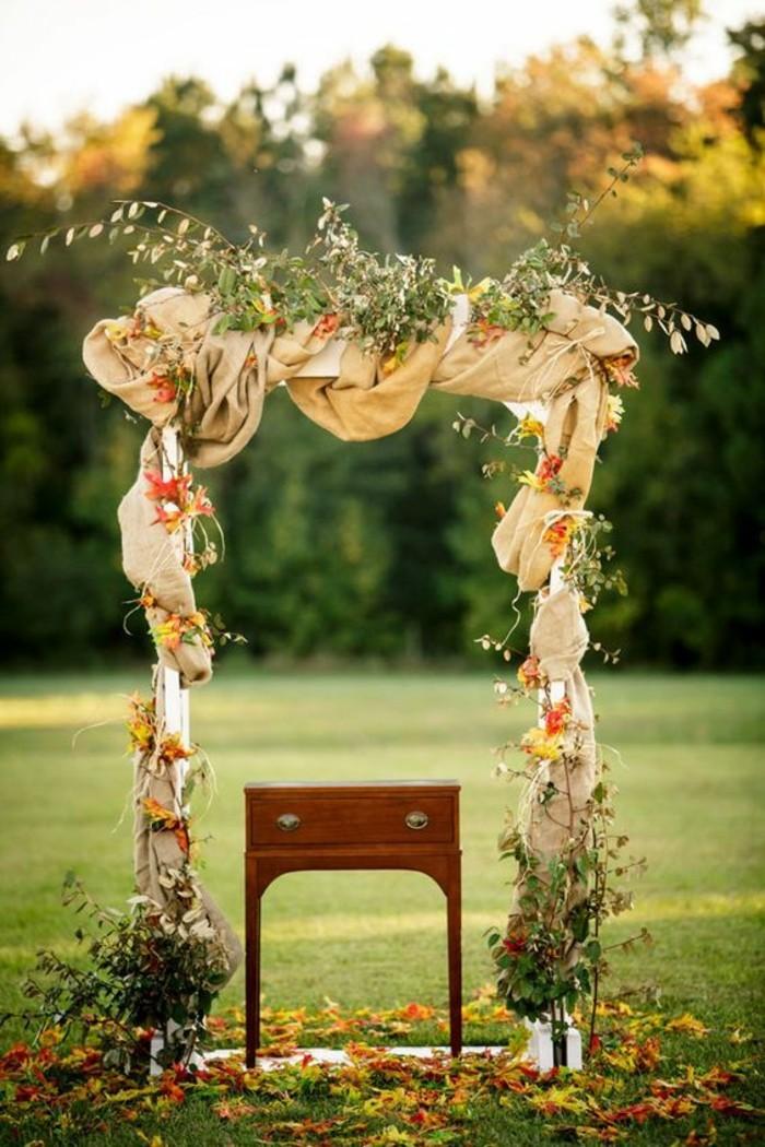 Arche Mariage Pas Cher : 1001 id es pour une arche de mariage romantique et l gante ~ Melissatoandfro.com Idées de Décoration