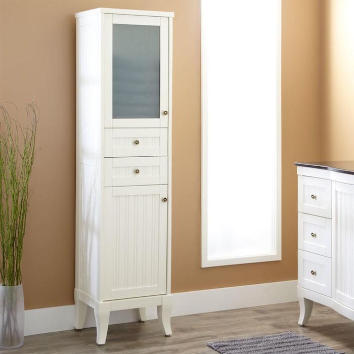 armoire-de-salle-de-bain-colonne-meuble-etagere-meuble-bas-retro