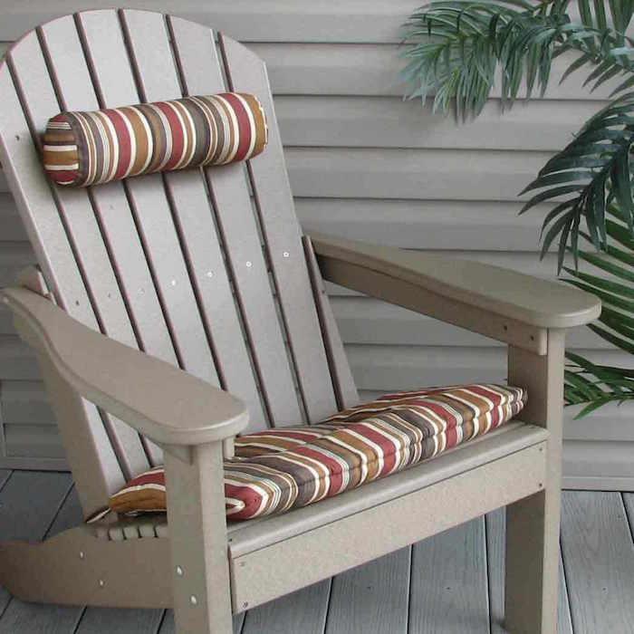 assise de chaise coussin de siege dos diy idee deco fauteuil de jardin