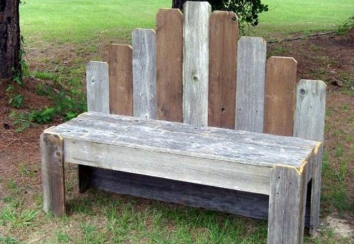 banc-palette-facon-rustique-a-fabriquer-soi-meme-palettes-decomposés-meuble-jardin-en-palette