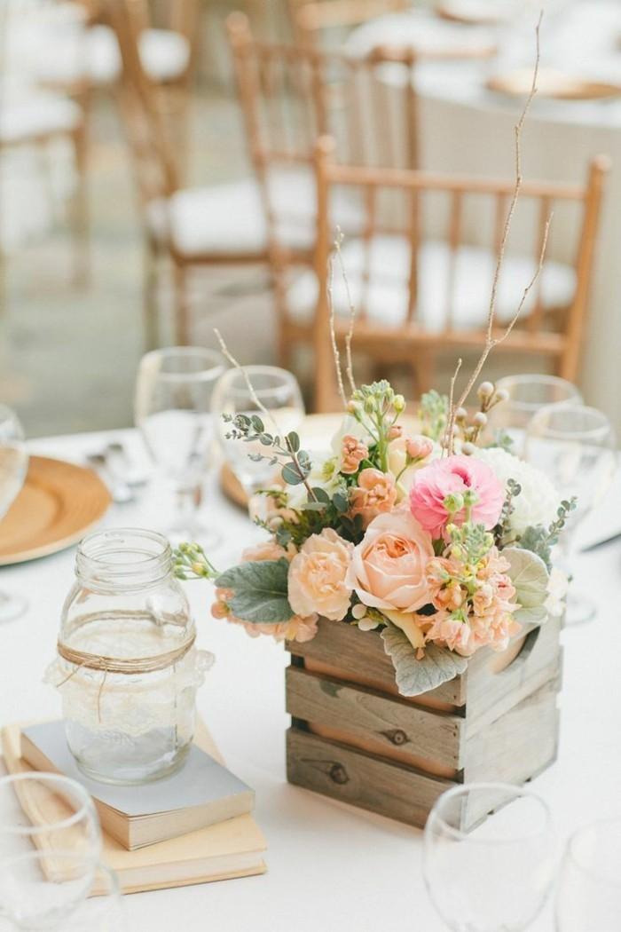 Deco Mariage : Idées pour la décoration de votre mariage pastel