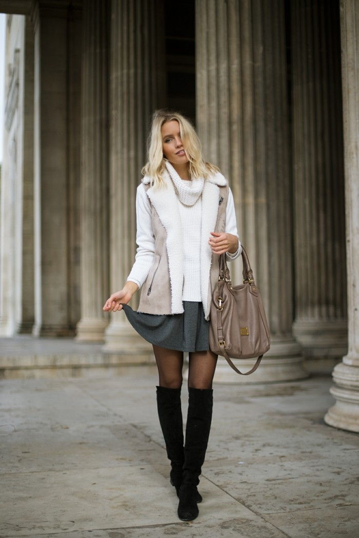 bien-s-habiller-en-hiver-idées-de-look-femme-mignonne