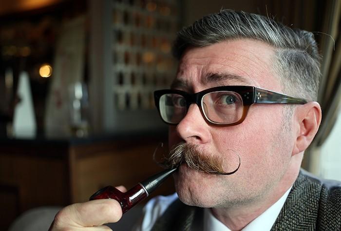 big moustache entretien barbe cire moustaches mustache wax