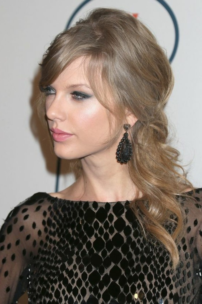blond cendre la coloration de taylor swift et - Coloration Cendr