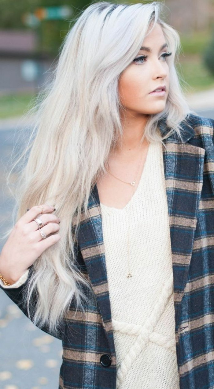 le blond platine - trucs et astuces pour savoir si c'est votre couleur