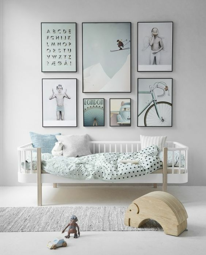 chambre enfant scandinave meilleures images d 39 inspiration pour votre design de maison. Black Bedroom Furniture Sets. Home Design Ideas