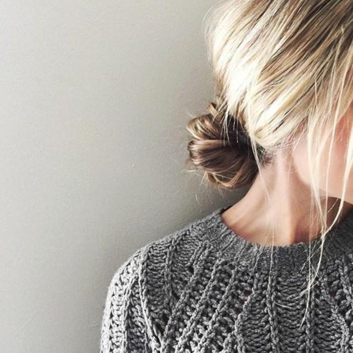 chignon-flou-bas-coiffure-simple-et-chic