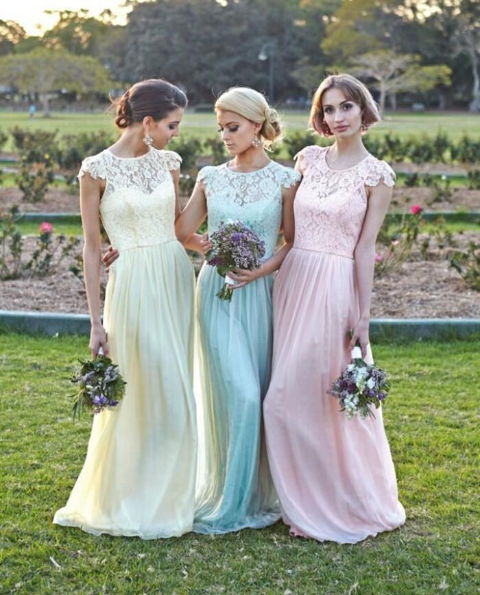 1001 Idees Pour La Robe Pastel Pour Mariage Trouvez Les Meilleures